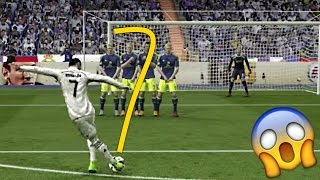 Top 10 insane free kicks in fifa 17