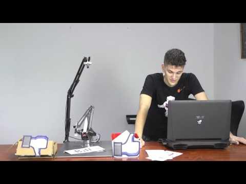 uArm Creator Studio - Robot Arms and Computer Vision Made Easy