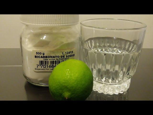 Beber agua y bicarbonato es bueno para la próstata
