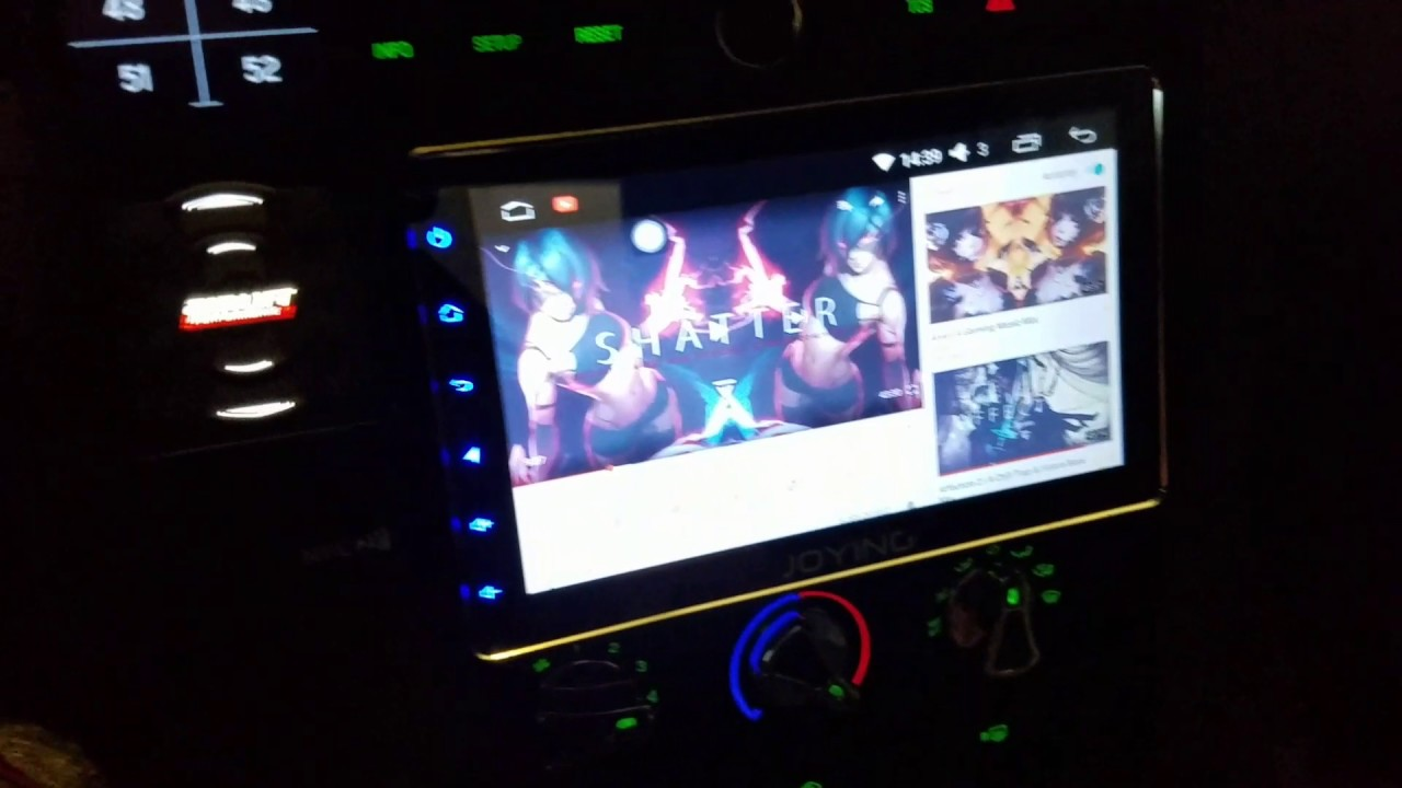 Demo of audio quality with Pioneer chip upgrade on Joying Sofia units