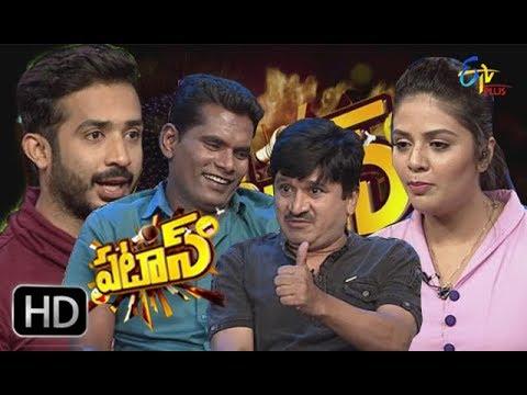 Patas   Chammak Chandra& Rocket Raghava   15th September 2018   Full Episode 871   ETV Plus