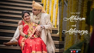 Wedding Highlight | Abhiram weds Aishwarya | Highlight | Wedding Song