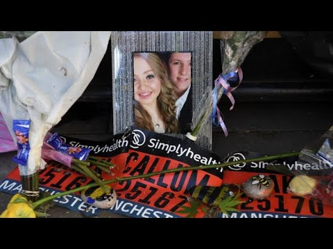 Manchester bombing victims remembered one year after attack