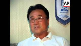 North Korean interest in football World Cup