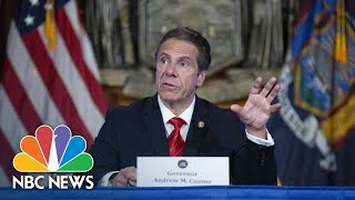 New York Gov. Andrew Cuomo Holds Briefing On Covid-19 | NBC News