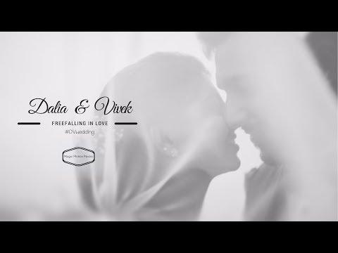 Dalia + Vivek - Free Falling in Love
