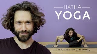 HATHA YOGA / motivation for practice / Cat Shanti /
