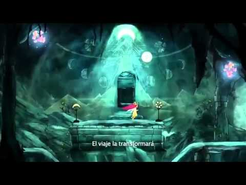 Child Of Light Debut Tráiler (Subtitulado) PC PS3 PS4 Xbox One Xbox 360 Wii  U241