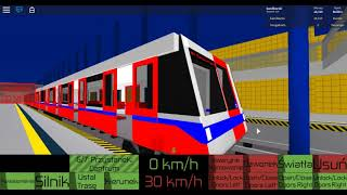 DTG2 #16 Greek Roblox (Metro) Time on the Metro:D