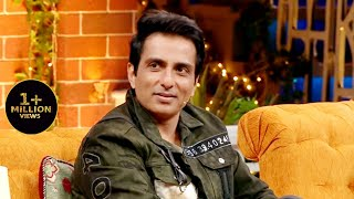 The Kapil Sharma Show - Welcoming The Real - Life Hero, Sonu Sood, Episode Uncensored   Sonu Sood