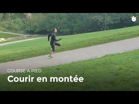 Comment courir en montée | Running