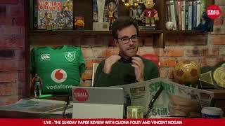 Joe Schmidt | Cliona Foley and Vincent Hogan on SPR