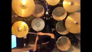 Maggie's Farm - Rage Against the Machine drum cover