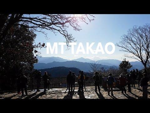 JAPAN VLOG 10 |  CLIMBING MOUNT TAKAO