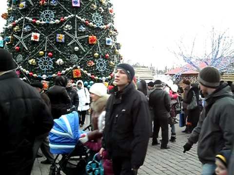 Kharkov,Ukraine.New Year 2011