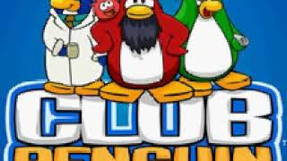(Club Penguin Rewritten) Space Adventure stage music