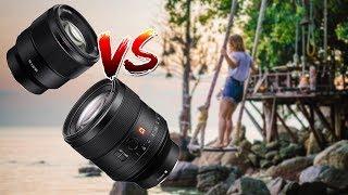 Der 1000€ Unterschied?! - Sony 85mm 1.4 GM vs. 85mm 1.8