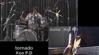 Tornado (guitar instrumental) - Koo P.D tab M.R mp3 Free Download