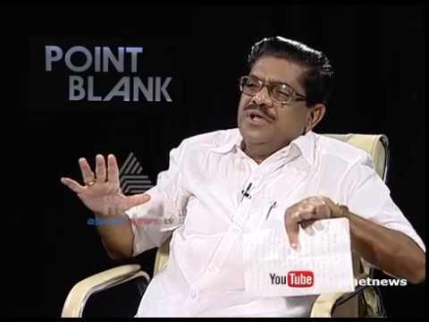 Interview with VM Sudheeran | വി എം സുധീരനുമായി അഭിമുഖം | Point Blank 17 Sep 2017