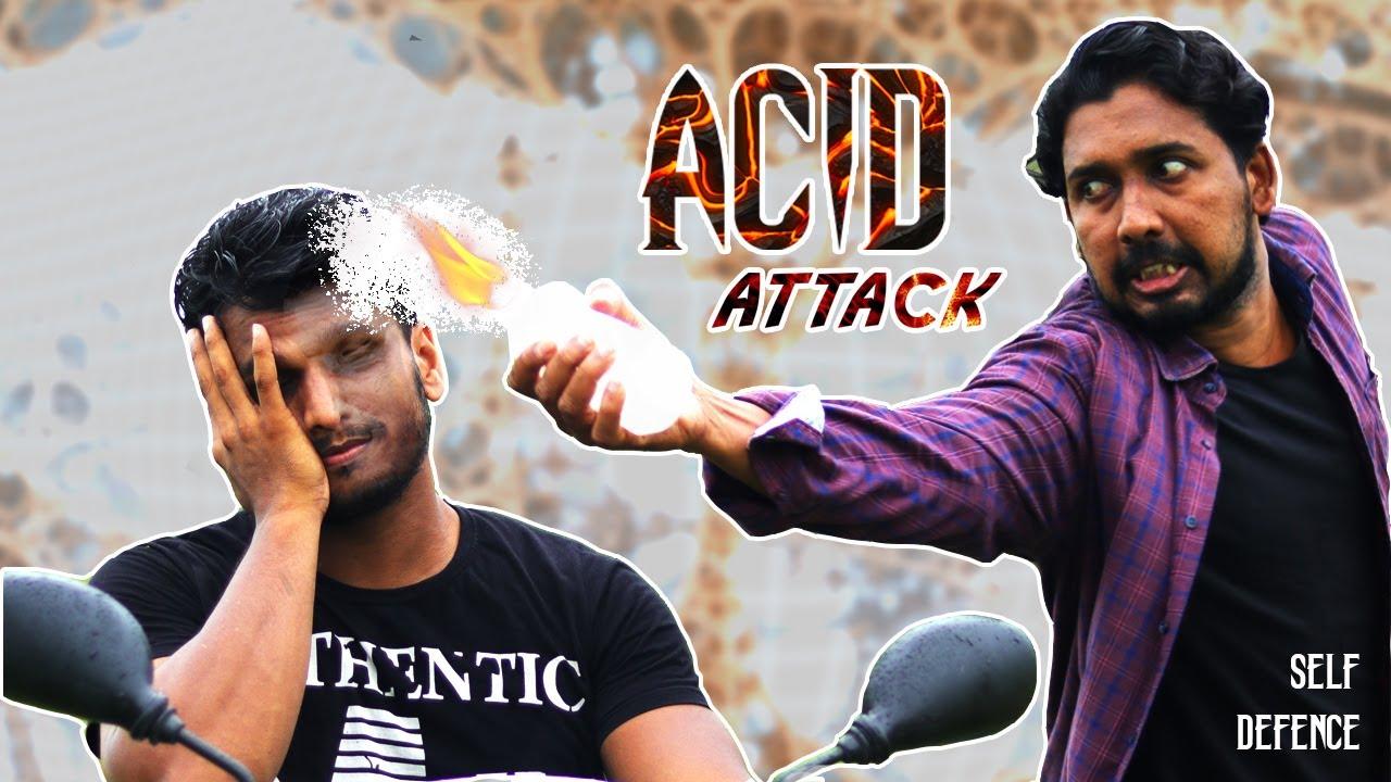 Acid Attack Self Defence   ആസിഡ് അറ്റാക്കിനെ എങ്ങനെ പ്രതിരോധിക്കാം..