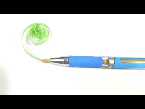 how to make a quilling tool