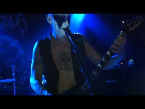 Aeternus live at Hub&Huey metalfest 2012, Roermond, The Net