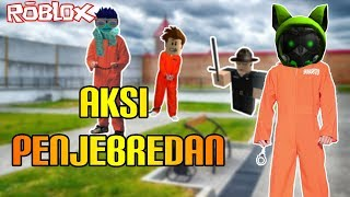 ROBLOX Indonesia | Jahil Break | Doing the action of the Penjebredan in the day Now 😻