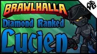 Lucien Diamond Ranked 1v1's - Brawlhalla Gameplay :: I Like Katars Now!