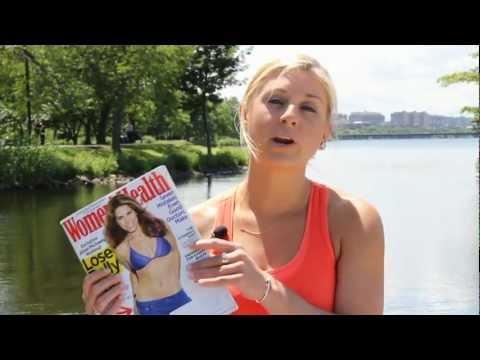 Jillian Michaels' Crazy Ab Workout In Women's Health