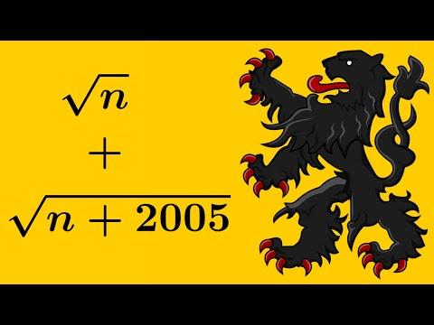 Belgium-Flanders Mathematical Olympiad | 2005 Final #4