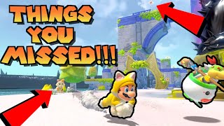 Details You MISSED in the New Bowser's Fury Trailer! (Mario 3D World Analysis!)