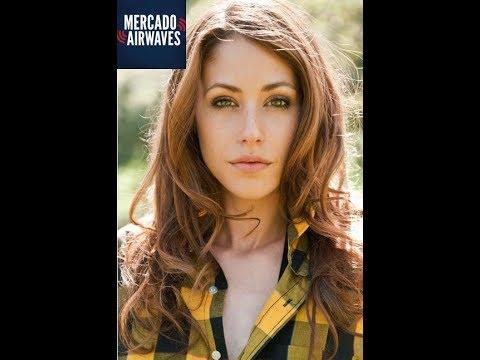 Actress Amanda Crew Interview- FREAKS Premier - Mercado Airwaves