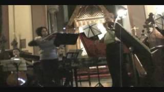 Bach: Concerto for Two Violins - Largo ma non tanto