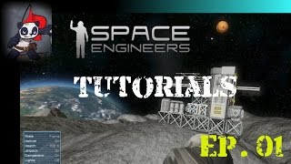 Space Engineers | Tutorials | Intro To Modular Building