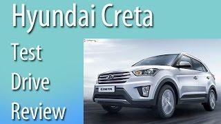 Hyundai Creta Test Drive Review And Impressions