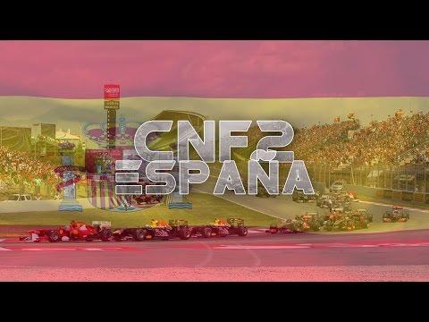 CNF2 - 5º GP España (Temporada 4) {Campeonato Nuestra F1}