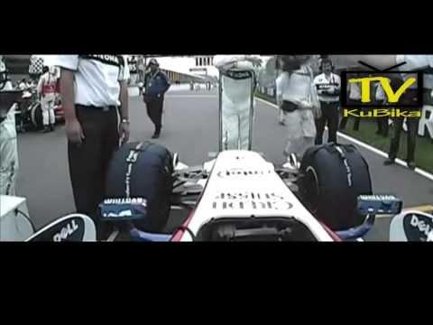 Robert Kubica - [Memories] - Canada 2008 First win!