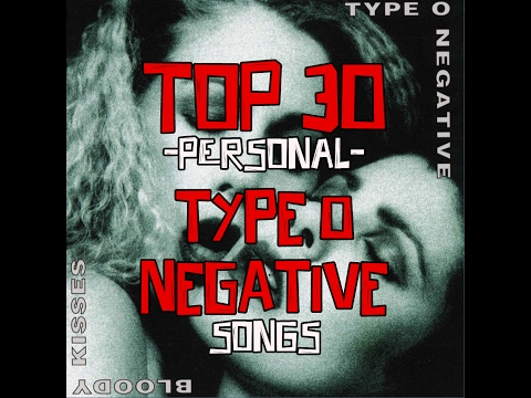 TOP 30 - Type O Negative songs