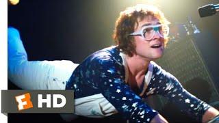 Rocketman (2019) - Crocodile Rock Scene (2/10) | Movieclips