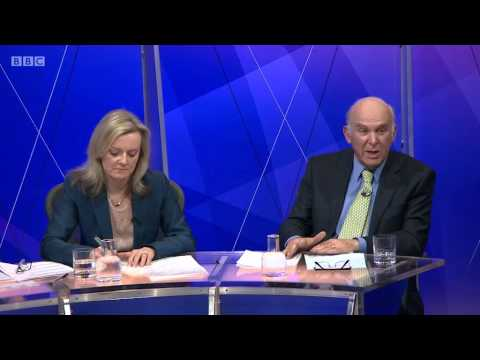 Question Time in Bristol -  09/04/2015