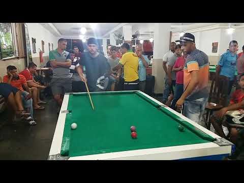 Felipinho VS Frank de BARREIRAS, PESCANDO NA SINUQUINHA no Camp NOU, ÚLTIMO VÍDEO