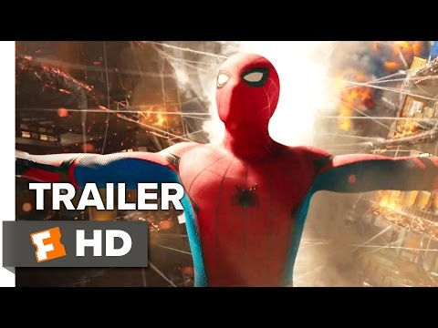 Thumbnail: Spider-Man: Homecoming Trailer #2 (2017) | Movieclips Trailers