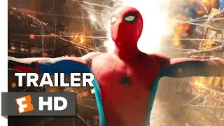 Spider-Man: Homecoming Trailer #2 (2017) | Movieclips Trailers by : Movieclips Trailers