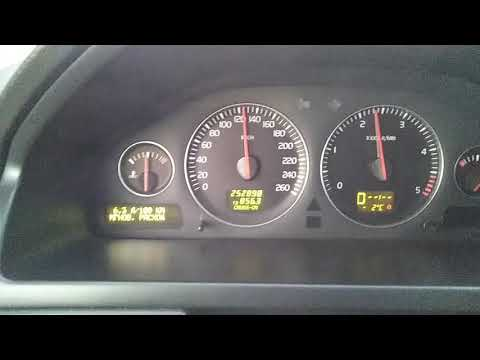 Расход топлива Volvo Xc 90 двигатель D5 136kw