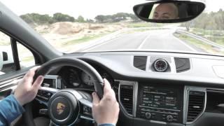 Porsche Macan S Diesel Test Drive / Prueba a fondo - 4K