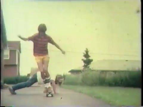 Late 70s Skateboarding