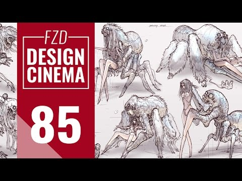 Design Cinema - EP 85 - Mythological Creatures