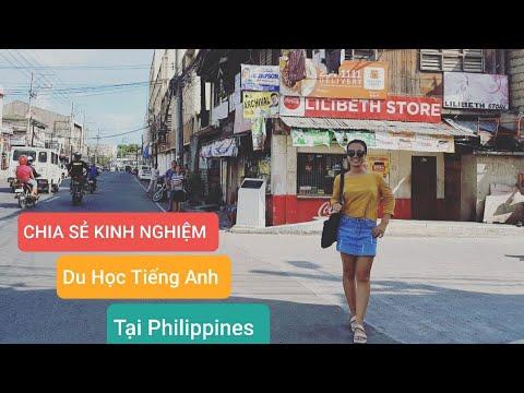 [DU HỌC PHILIPPINES] CHIA SẺ KINH NGHIỆM DU HỌC TIẾNG ANH TẠI PHILIPPINES| Hoang Vy💋