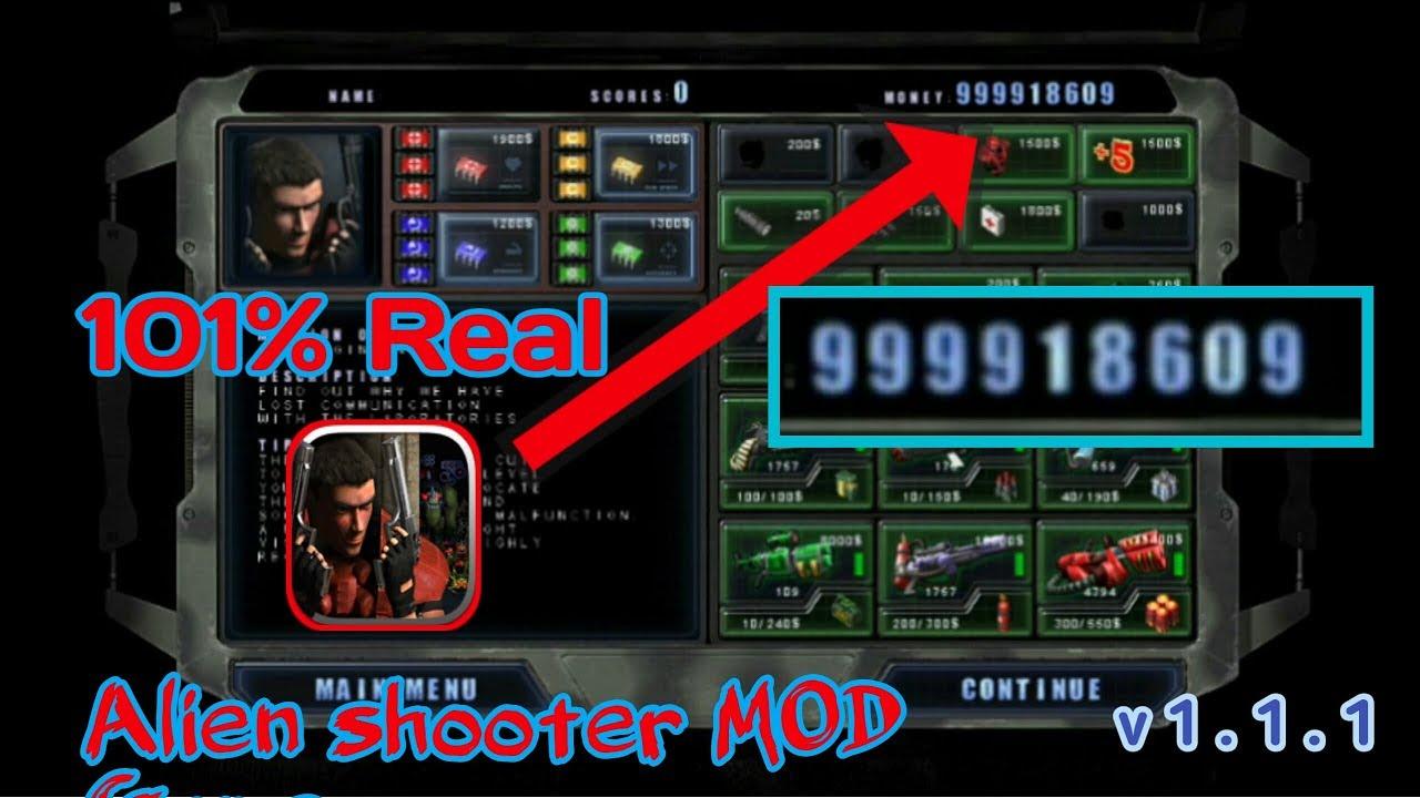 alien shooter apk
