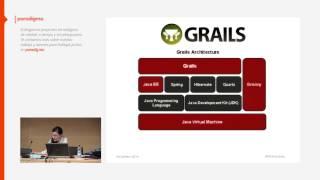 Cambia la forma de desarrollar tus aplicaciones web con Groovy & Grails
